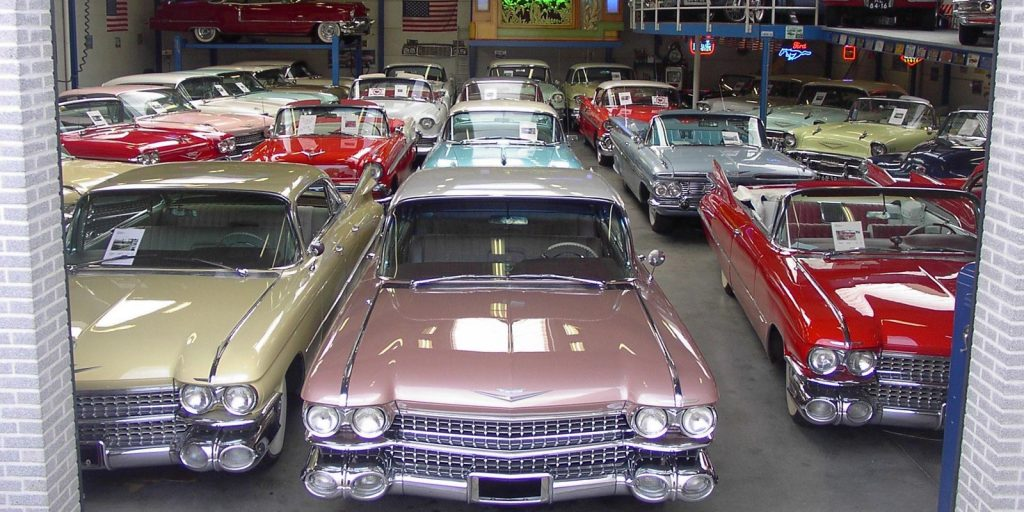 Classic Cars Tilburg - Visual