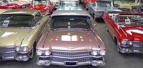 Classic Cars Tilburg - Bedrijfsinfo